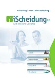 Informationsbroschüre zur Online Scheidung