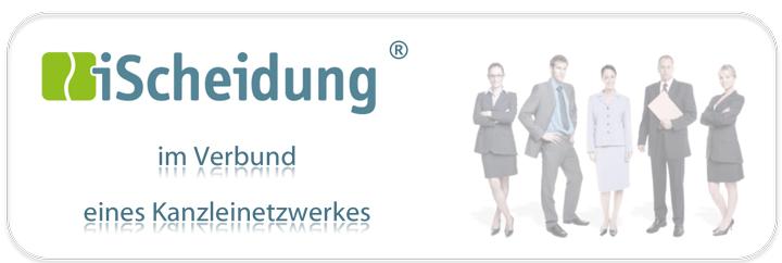 iScheidung - Experten im Verbund eines Kanzleinetzwerkes