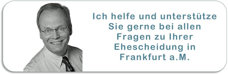 Ihr Scheidungsanwalt in Frankfurt a.M