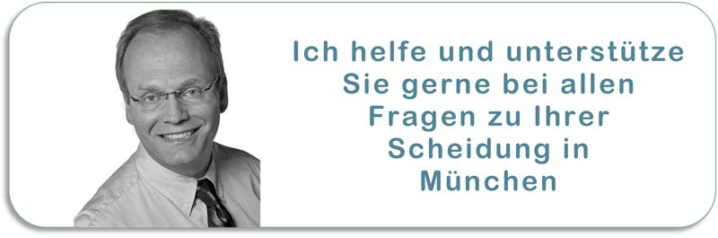 Ihr Scheidungsanwalt in München