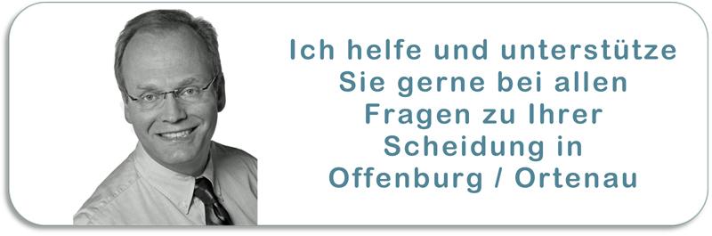 Ihr Scheidungsanwalt in Offenburg und der Ortenau