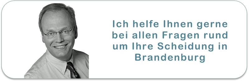 Scheidungsanwalt in Brandenburg