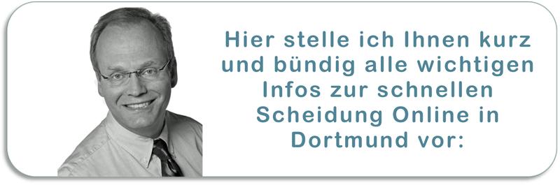 Ihr Scheidungsanwalt in Dortmund