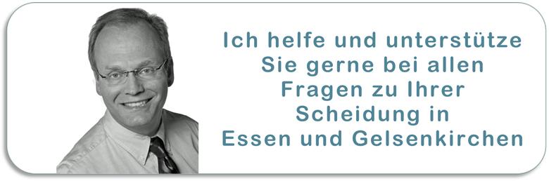 Ihr Scheidungsanwalt Online in Essen und Gelsenkirchen