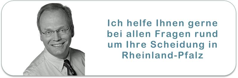 Scheidungsanwalt in Rheinland-Pfalz