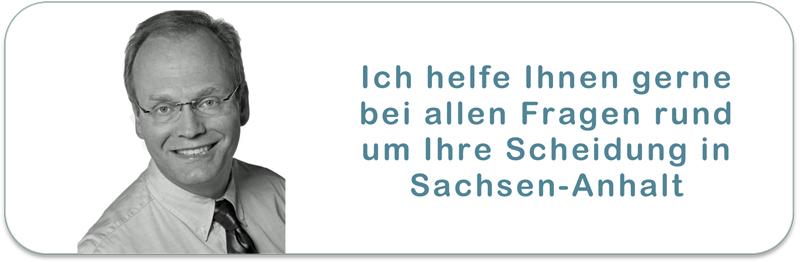 Scheidungsanwalt in Sachsen-Anhalt