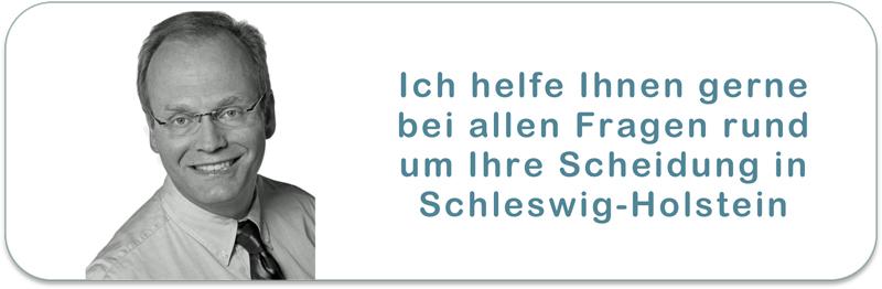 Scheidungsanwalt in Schleswig-Holstein