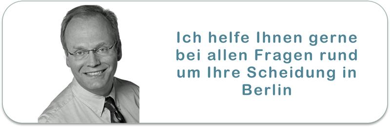 Scheidungsanwalt in  Berlin